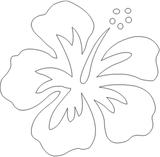 Imprimer le coloriage : Fleurs, numéro 3129