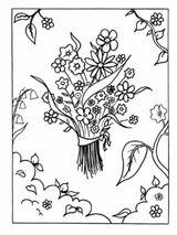 Imprimer le coloriage : Fleurs, numéro 3143