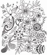 Imprimer le coloriage : Fleurs, numéro 4e8a6ee7