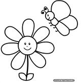 Imprimer le coloriage : Fleurs, numéro 5221