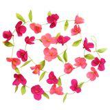 Imprimer le dessin en couleurs : Fleurs, numéro 616285