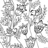 Imprimer le coloriage : Fleurs, numéro 6451fd1c