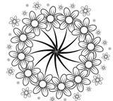Imprimer le coloriage : Fleurs, numéro 755201