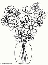 Imprimer le coloriage : Fleurs, numéro 8b68a006