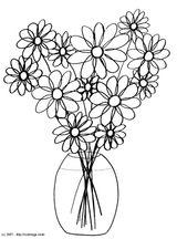 Imprimer le coloriage : Fleurs, numéro 9530e25c