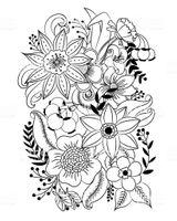 Imprimer le coloriage : Fleurs, numéro ced94584