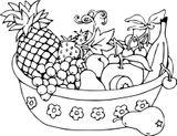 Imprimer le coloriage : Fruits, numéro 2eb5d4bb