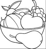 Imprimer le coloriage : Fruits numéro 469205