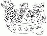 Imprimer le dessin en couleurs : Fruits, numéro 476762