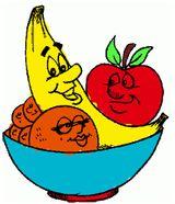 Imprimer le dessin en couleurs : Fruits, numéro 548241