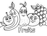 Imprimer le coloriage : Fruits numéro 571412