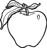 Imprimer le coloriage : Fruits, numéro 676881