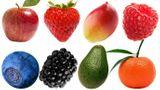 Imprimer le dessin en couleurs : Fruits, numéro 9274c2a5