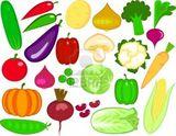 Imprimer le dessin en couleurs : Légumes, numéro 119298