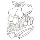 Imprimer le dessin en couleurs : Légumes, numéro 11931