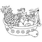 Imprimer le coloriage : Légumes, numéro 13512