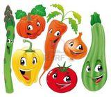 Imprimer le dessin en couleurs : Légumes, numéro 73640