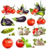 Imprimer le dessin en couleurs : Légumes, numéro 9885