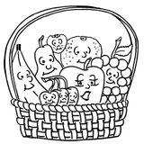 Imprimer le coloriage : Pastèque, numéro 6eb32091
