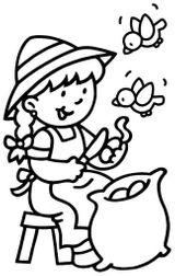 Imprimer le coloriage : Pomme de terre, numéro 26733