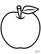 Imprimer le coloriage : Pomme de terre, numéro b078c769