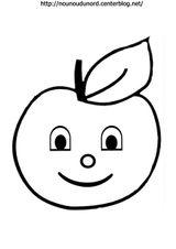 Imprimer le coloriage : Pomme de terre, numéro eb4bba4d