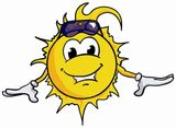 Imprimer le dessin en couleurs : Soleil, numéro 20996