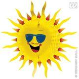 Imprimer le dessin en couleurs : Soleil, numéro 22039