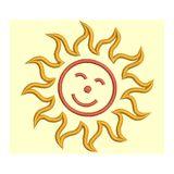 Imprimer le dessin en couleurs : Soleil, numéro 23483