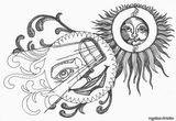 Imprimer le coloriage : Soleil, numéro 27682