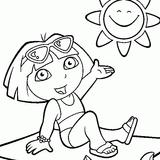 Imprimer le coloriage : Soleil, numéro 3546
