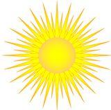 Imprimer le dessin en couleurs : Soleil, numéro 389718