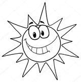 Imprimer le coloriage : Soleil, numéro 393fbbac