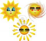 Imprimer le dessin en couleurs : Soleil, numéro 70425
