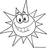 Imprimer le coloriage : Soleil, numéro eb7d636d