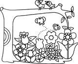 Imprimer le coloriage : Nature, numéro e694f1eb