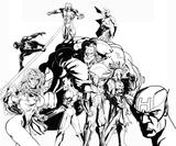 Imprimer le coloriage : Personnages célèbres, numéro 8