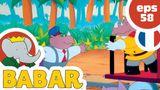 Imprimer le dessin en couleurs : Babar, numéro 4c1ea3e7