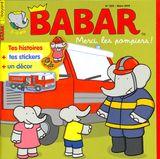 Imprimer le dessin en couleurs : Babar, numéro b16a2efd