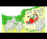 Imprimer le dessin en couleurs : Babar, numéro d2502286