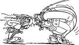 Imprimer le coloriage : Astérix, numéro fe8b25bb