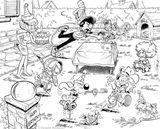 Imprimer le coloriage : Boule et Bill, numéro 163756