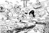 Imprimer le coloriage : Boule et Bill, numéro 195204