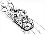 Imprimer le coloriage : Boule et Bill, numéro 259902