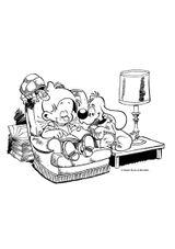 Imprimer le coloriage : Boule et Bill, numéro 52361