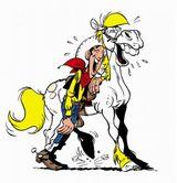 Imprimer le dessin en couleurs : Lucky Luke, numéro 11844