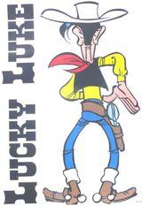 Imprimer le dessin en couleurs : Lucky Luke, numéro 11846