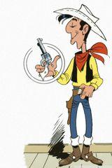Imprimer le dessin en couleurs : Lucky Luke, numéro 119441