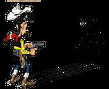 Imprimer le dessin en couleurs : Lucky Luke, numéro 13225