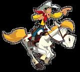 Imprimer le dessin en couleurs : Lucky Luke, numéro 137317